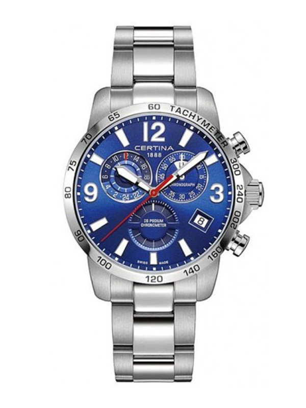 Certina DS Podium Chronometer c034.654.11.047.00