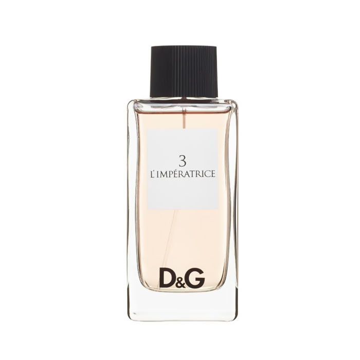 Dolce & Gabbana 3 Limperatrice Edt 100ml