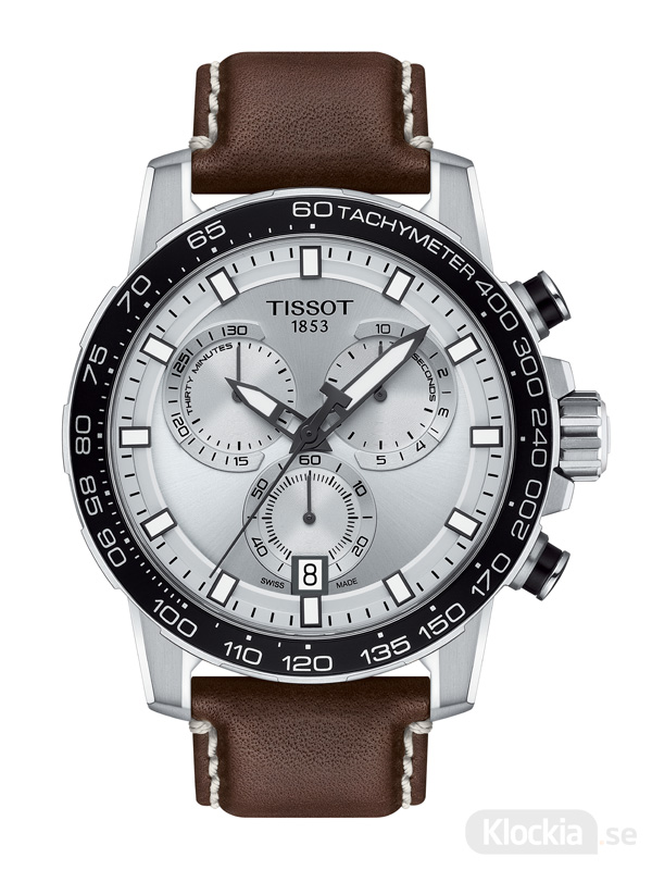 Herrklocka TISSOT Supersport Chrono 45.5mm T125.617.16.031.00