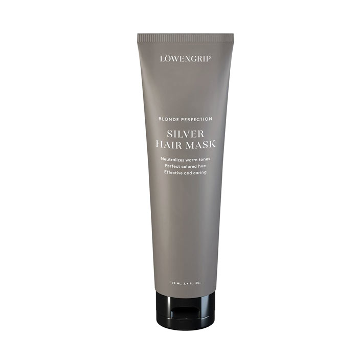 Löwengrip Blond Perfection Silver Hair Mask 100ml