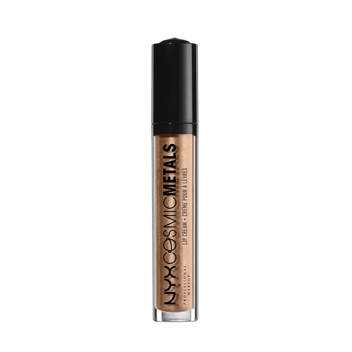 NYX PROF. MAKEUP Cosmic Metals Lip Cream - Crystallized