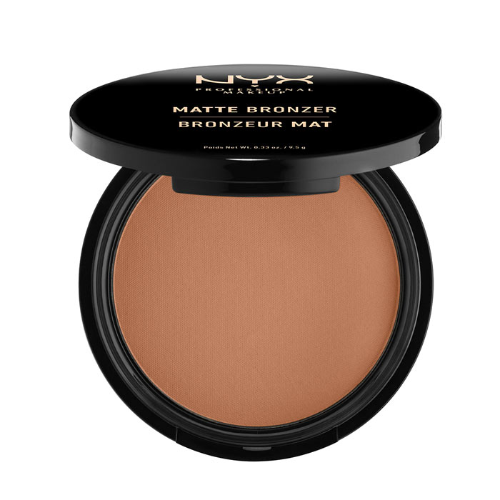 NYX PROF. MAKEUP Matte Bronzer Medium